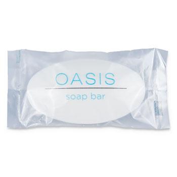 Oasis Soap Bar, Clean Scent, 0.46 oz, 1000/Carton