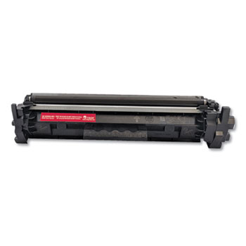 TROY® Compatible CF217A (HP 17A) MICR Toner Secure, 1,600 Page-Yield, Black