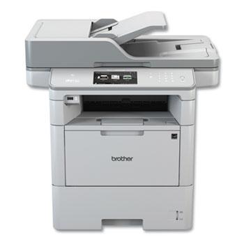Brother Mono-Laser Printer MFC-L6900DW, Copy/Fax/Print/Scan
