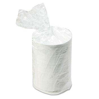"Dixie® White Paper Plates, 6"" dia, 500/Packs, 2 Packs/CT"