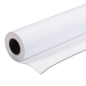 "Singleweight Matte Paper, 120 g, 2"" Core, 44"" x 131 ft., White"