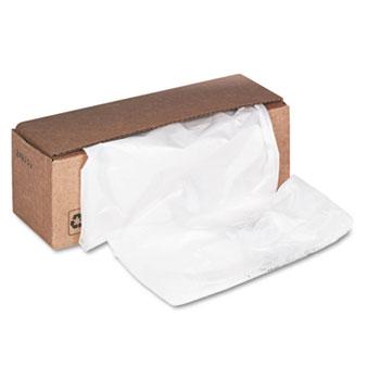 Fellowes® Powershred Shredder Waste Bags, 32-38 gal Capacity, 50/CT