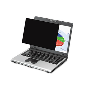 "PrivaScreen Blackout Privacy Filter for 17"" LCD/Notebook"
