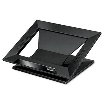"""Designer Suites Laptop Riser, 13 1/16"""" x 11 3/16"""" x 4"""", Black Pearl"""