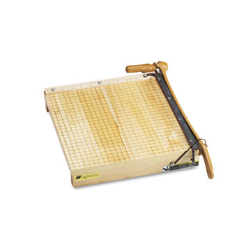 """Swingline® ClassicCut Ingento Solid Maple Paper Trimmer, 15 Sheets, Maple Base, 12"""" x 12"""""""