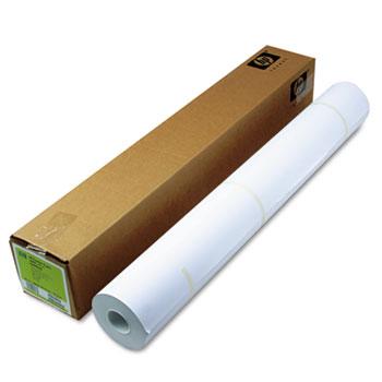 "HP Designjet Inkjet Large Format Paper, 4.5 mil, 36"" x 300 ft, White"