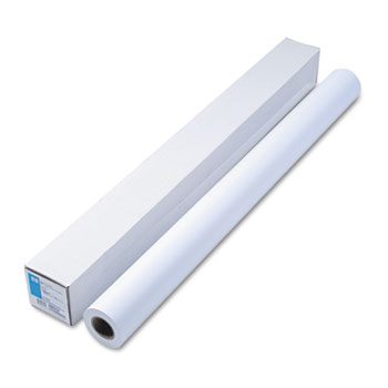 "HP Designjet Large Format Universal Bond, 21 lbs., 42"" x 150 ft., White"