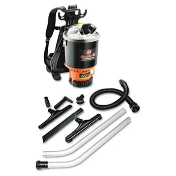 Low-Pile Vacuum Cleaner, 9.2lb, Black