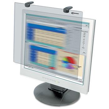 """Innovera® Premium Antiglare Blur Privacy Monitor Filter for 15"""" LCD"""