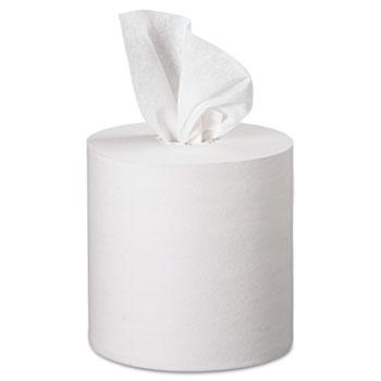 Kleenex® Premiere Center-Pull Towels, 15 x 8, 8 2/5 dia, 250/Roll, 4 Rolls/Carton