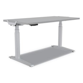 Fellowes® Levado Laminate Table Top, 60w x 30d, Gray