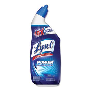 LYSOL® Brand Disinfectant Toilet Bowl Cleaner, Wintergreen, 24oz Bottle