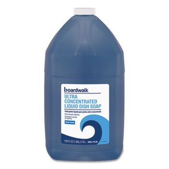 Ultra Concentrated Liquid Dish Soap, Clean, 1 gal.