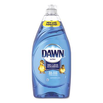 Ultra Liquid Dish Detergent, Dawn Original, 40 oz Bottle