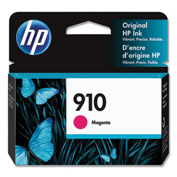 910 Ink Cartridge, Magenta (3YL59AN)