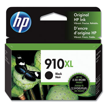 910XL Ink Cartridge, Black (3YL65AN)
