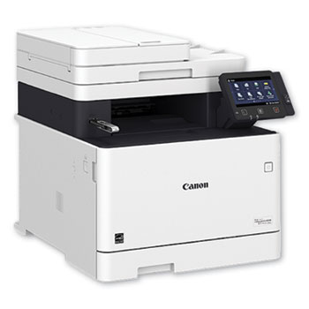 Canon® Color imageCLASS MF743Cdw Wireless Multifunction Laser Printer, Copy/Fax/Print/Scan