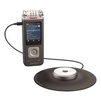 Voice Tracer 8110 Digital Recorder, 8 GB, Black
