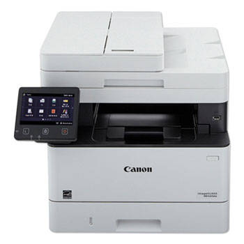 Canon® imageCLASS MF445dw Black and White Compact Multifunction Printer, Copy/Fax/Print/Scan