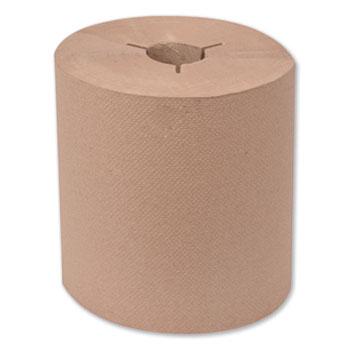 "Tork® Universal Hand Towel Roll, Notched, 8"" x 630 ft, Natural, 6 Rolls/Carton"