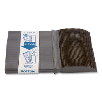 "Dixie® SmartStock Plastic Cutlery Refill, Knives, 6.99"", Series-T Mediumweight, Black, 40/Cartirdge, 24 Cartridges/Carton"