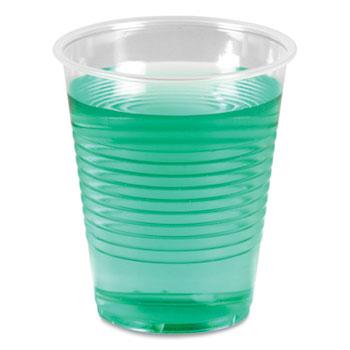 Boardwalk® Translucent Plastic Cold Cups, 12oz, Polypropylene, 50/Pack