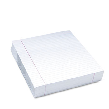 Pacon® Composition Paper, 16 lbs., 8-1/2 x 11, White, 500 Sheets/Pack