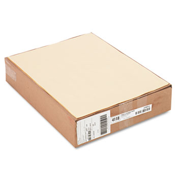 Cream Manila Drawing Paper, 50 lbs., 18 x 24, 500 Sheets/Pack