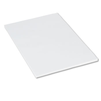 Pacon® Medium Weight Tagboard, 36 x 24, White, 100/Pack