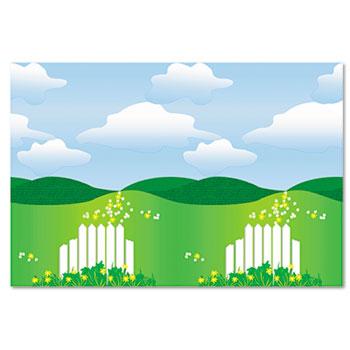 "Pacon® Fadeless Designs Bulletin Board Paper, Landscape, 50 ft x 48"""