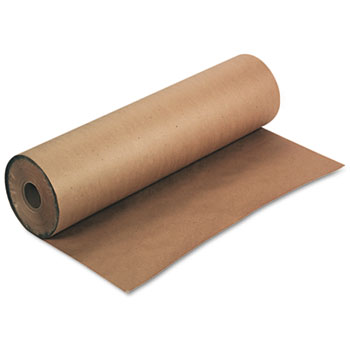 "Pacon® Kraft Paper Roll, 50 lbs., 36"" x 1000 ft, Natural"