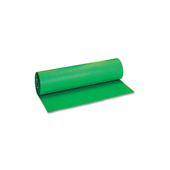 "Pacon® Decorol Flame Retardant Art Rolls, 40 lbs., 36"" x 1000 ft, Tropical Green"