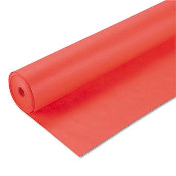 "Pacon® Spectra ArtKraft Duo-Finish Paper, 48 lbs., 48"" x 200 ft, Orange"