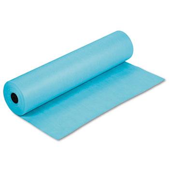 "Pacon® Spectra ArtKraft Duo-Finish Paper, 48 lbs., 36"" x 1000 ft, Aqua"