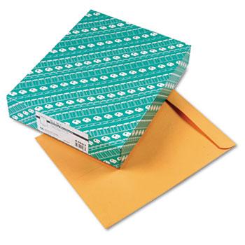 Quality Park™ Catalog Envelope, 12 x 15 1/2, Brown Kraft, 100/Box
