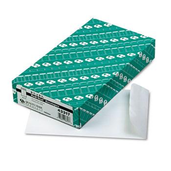 Quality Park™ Redi-Seal Catalog Envelope, 6 1/2 x 9 1/2, White, 100/Box