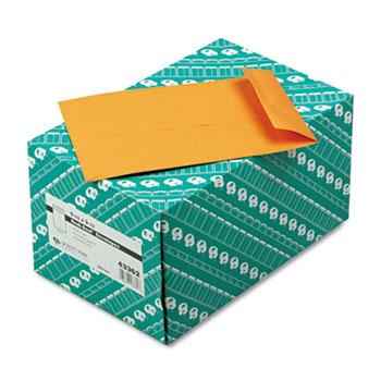 Quality Park™ Redi-Seal Catalog Envelope, 6 1/2 x 9 1/2, Brown Kraft, 250/Box