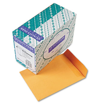 Quality Park™ 9 x 12 Catalog Mailing Envelopes, Redi-Seal® Self Seal Closure, 28 lb Kraft, 250/BX