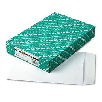Quality Park™ Redi-Seal Catalog Envelope, 10 x 13, White, 100/Box