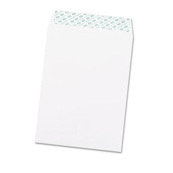 Redi Strip Catalog Envelope, 10 x 13, White, 100/BX