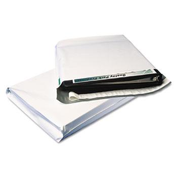Quality Park™ Redi-Strip Poly Expansion Mailer, Side Seam, 11 x 13 x 2, White, 100/Carton