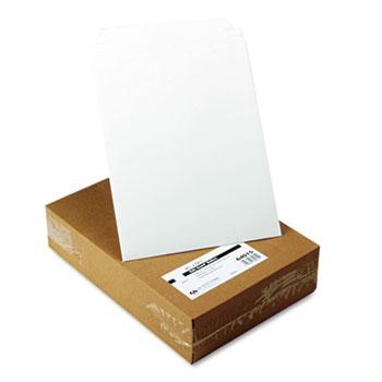 Quality Park™ Photo/Document Mailer, Redi-Strip, Side Seam, 9 3/4 x 12 1/2, White, 25/BX