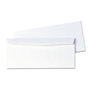 Quality Park™ Business Envelope, Contemporary, #10, White, 1000/Box