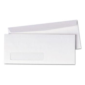 Window Envelope, Contemporary, #10, White, 500/Box