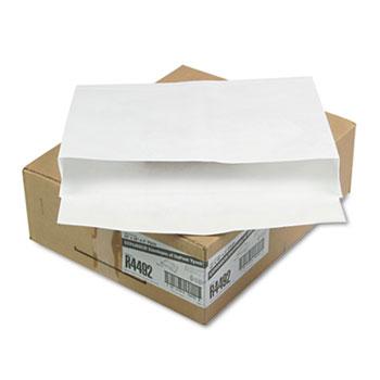 Survivor® Tyvek Booklet Expansion Mailer, 12 x 16 x 2, White, 18lb, 100/Carton