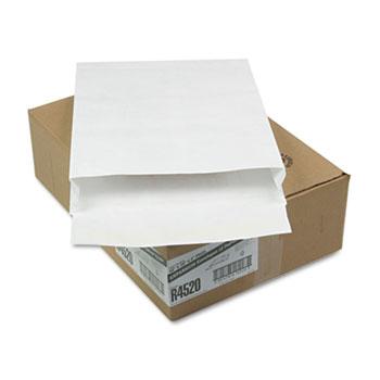 Tyvek Expansion Mailer, 12 x 16 x 2, White, 100/Carton