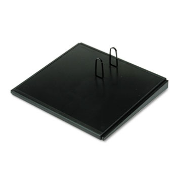 "AT-A-GLANCE® Calendar Base, Black, 4 1/2"" x 8"""
