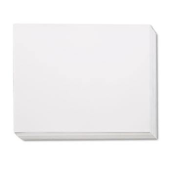 Pacon® White Four-Ply Poster Board, 28 x 22, 100/Carton