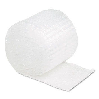 """Bubble Wrap Cushioning Material, 1/2"""" Thick, 12"""" x 30 ft."""