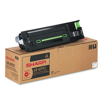 Sharp® AR455NT Toner, 35000 Page-Yield, Black